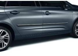 Citroën C4 2010 - .. stootlijsten zwart