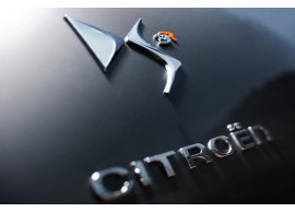 CIT8666GX Citroën DS3R embleem