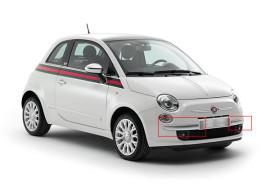 Fiat-500-2007-2015-voorbumper-sierlijst-chroom-50901686