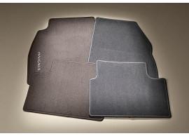 Opel Insignia A vloermatten Velour zwart