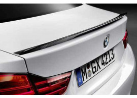 51622334545 BMW 4-serie F31 / F32 M Performance kofferbakspoiler carbon