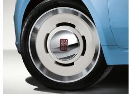 53210135 Fiat 500 naafkap Vintage K5RS86KW3A