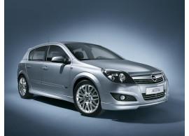 Opel Astra H hatchback / station OPC-line voorbumperspoiler (2007 - 2010)