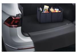 5NA061210 Volkswagen Tiguan 2016 - .. dubbelzijdige kofferbakmat met variabele bodem