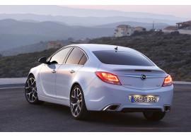 Opel Insignia OPC achterbumper tot 2013