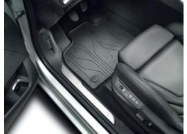 Citroën DS5 vloermatten rubber