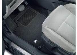 Citroën C4 2010 - .. vloermatten antracietgrijs