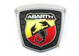 Abarth 500 2016 - .. logo achterkant