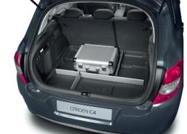 Citroën C4 2010 - .. inzetbak en voorzien van vakken