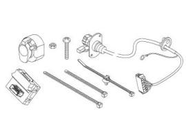 Opel electrisch installatiepakket voor trekhaak 7-polige stekker