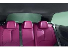 Citroën DS3 zonnescherm achterruit