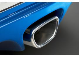 Opel Astra H OPC einddemper