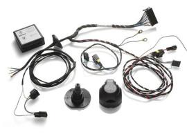 Renault Clio 2012 - .. trekhaak kabelset 13-polig (voor modellen met halogeen koplampen) 8201289532
