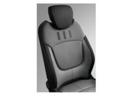 Renault Captur stoelhoezen Zip collection grijs 8201401358