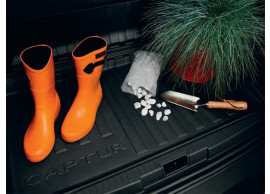 8201521216 Renault Captur 2013 - 2019 kofferbak bescherming kunststof