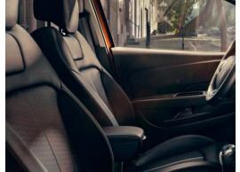 8201657108 Renault Captur 2017 - .. / Clio 2013 - .. armsteun zwart