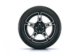 """Dacia lichtmetalen velg 16"""" """"Runway"""" 8201684229"""