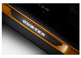 Dacia Duster 2018 - .. instaplijsten verlicht 8201715981