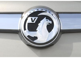 Vauxhall Insignia logo 13266396