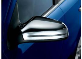Opel Astra H spiegelkappen chroom