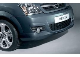 Opel Meriva A OPC-line voorbumperspoiler (2006 - 2010)