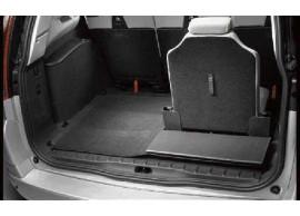 Citroën C4 Grand Picasso 2007 - 2013 kofferbakmat tweezijdig