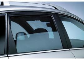 Opel Antara zonnescherm achterdeuren