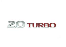93182921 Opel embleem 2.0 turbo