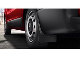 788128132R Renault Trafic 2 spatlappen achter