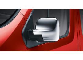 95599425 Opel Vivaro B spiegelkappen chroom