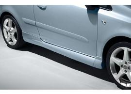 Opel Corsa D 3-drs OPC-line sideskirts