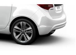 Opel Meriva B OPC-line achterbumperspoiler (2010 - 2014)