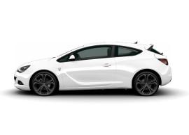 Opel Astra J GTC OPC-line sideskirts