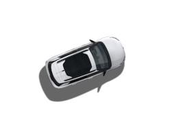 Citroën C4 Cactus zonnescherm voor panoramadak CIT1610877680
