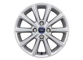 Ford-B-MAX-2012-2018-lichtmetalen-velg-16inch-10-spaaks-design-zilver-1867654