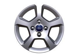 Ford-B-MAX-2012-2018-lichtmetalen-velg-16inch-5-spaaks-design-sprankelend-zilver-1933727
