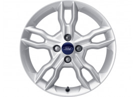 Ford-B-MAX-2012-2018-lichtmetalen-velg-16inch-5-x-2-spaaks-design-sparkle-silver-1865265