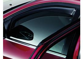 Ford-Focus-2011-2018-ClimAir-windgeleiders-zijruit-voor-vensters-voordeuren-donkergrijs-1741268