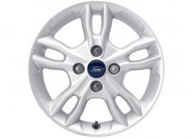 Ford-Fiesta-11-2012-2017-lichtmetalen-velg-15inch-5-x-2-spaaks-sparkle-zilver-1852616