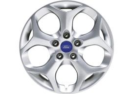 Ford-lichtmetalen-velg-16inch-5-spaaks-Y-design-zilver-1483642