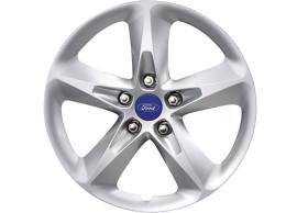 Ford-lichtmetalen-velg-16inch-5-spaaks-design-zilver-2237321