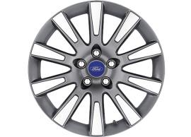 Ford-lichtmetalen-velg-17inch-10-spaaks-design-gepolijst-antraciet-1438520