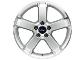 Ford-lichtmetalen-velg-17inch-5-spaaks-design-zilver-1384604
