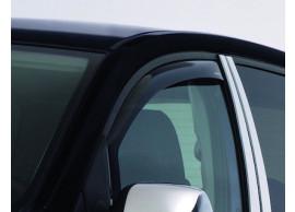 Ford-Fusion-2002-2012-ClimAir-windgeleiders-zijruit-voor-vensters-voordeuren-lichtgrijs-1251646