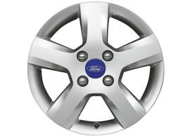 Ford-Fusion-2002-2012-lichtmetalen-velg-15inch-5-spaaks-design-zilver-1351422