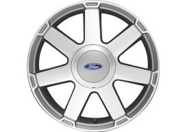Ford-Fusion-2002-2012-lichtmetalen-velg-16inch-7-spaaks-design-gepolijst-zilver-1447898