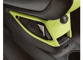 Ford-Ka-09-2008-2016-opbergconsole-Jump-groen-1853820