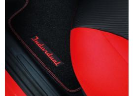 ford-ka-09-2008-09-2012-vloermatten-premium-velours-voor-zwart-met-groen-stiksel-1558523