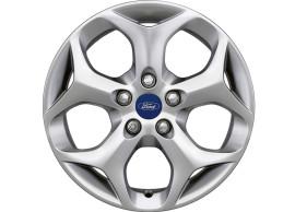 ford-focus-c-max-lichtmetalen-velg-16-5-spaaks-y-design-zilver-1826218