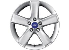 Ford-lichtmetalen-velg-17inch-5-spaaks-design-zilver-1440630